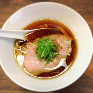 『醤油蕎麦』|神保町 黒須