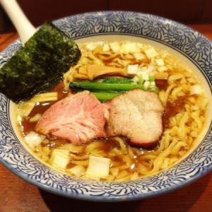 『手揉み中華蕎麦 醤油』|麺処ほん田