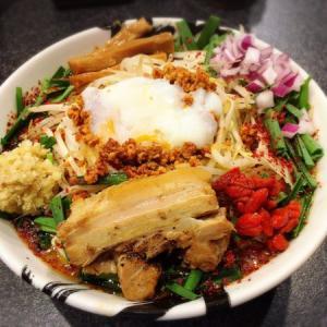 『台湾豚そば』|麺屋とがし龍冴