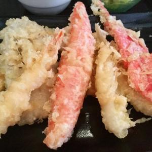 松本家の休日で紹介された天ぷら『大吉』(堺)のランチを食べてきた。メニューや混雑状況を紹介。