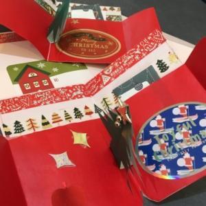ワークヒルズ羽生フェス ①クリスマスカード ♪♪