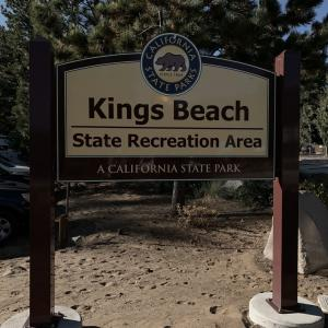 Lake Tahoe2019④-Kings Beach