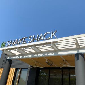 少し残念だった初めてのShake Shack