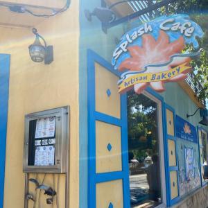 Labor Day連休San Luis Obispoショートトリップ④SplashCafe
