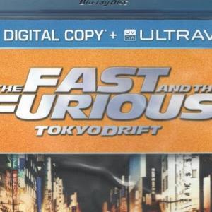 映画「ワイルド・スピードX3 TOKYO DRIFT」(輸入盤Blu-ray)