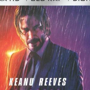 映画「ジョン・ウィック:パラベラム」(輸入盤Blu-ray)