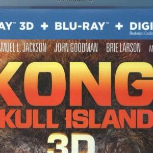 映画「キングコング:髑髏島の巨神」(輸入盤Blu-ray 3D)