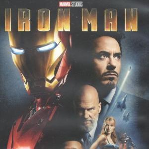 映画「アイアンマン」(輸入盤4K UHD Blu-ray UK)