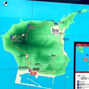 ハイキング・映画・釣り・グルメの名スポット 神島