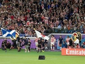 ワールドカップ 日本ベスト8 前半