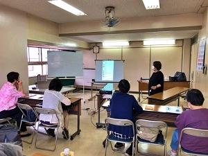 iPad教室 日野 200916