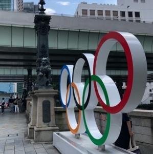 オリンピックボランティア開始