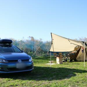 【ワンコとキャンプ】ホーム 森のまきば その2