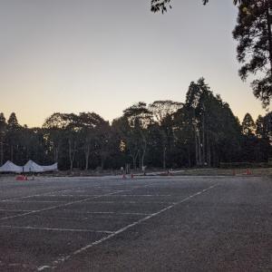 【キャンプ】昭和の森フォレストビレッジ その3