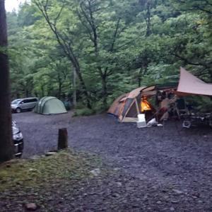 【キャンプ】道志の森 釣りキャンプ その3