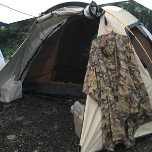 【キャンプ】道志の森 釣りキャンプ その4