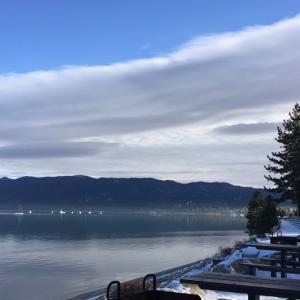 South Lake Tahoeに行く
