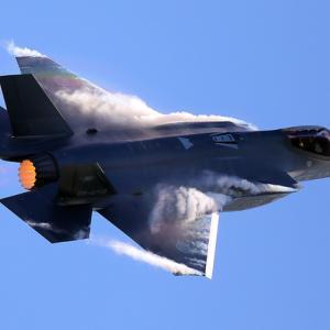 F35A Lightning