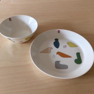 「イッタラ × ミナ ペルホネン」 のテーブルウェア、11月の再入荷