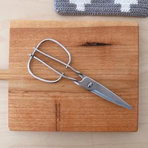 【買ってよかった台所道具】分解できて衛生的!オールステンレスのキッチンバサミ
