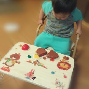 うな譲りな性格(1歳8ヶ月)