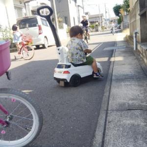 知らぬ間に広がる子供の世界(5歳3ヶ月)