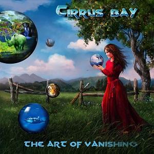 音楽(USA)  -  Cirrus Bay(2019)The Art of Vanishing
