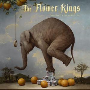 音楽(スウェーデン)‐The Flower Kings Waiting For Miracles