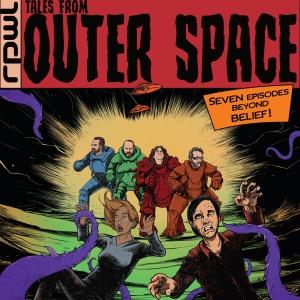 音楽 - Tales From Outer Space RPWL(ドイツ) 2019