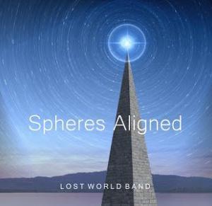 """音楽(ロシア)- Lost World Band""""Spheres Aligned"""" (2019)"""