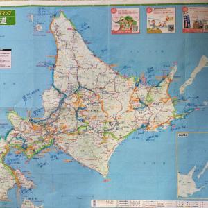 北海道40日間の旅(前半6月9日~6月28日)