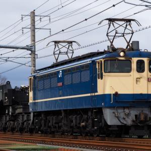 3/28 シキ801B2の返却回送