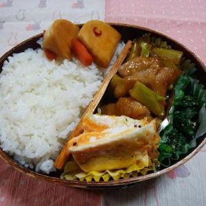 鶏肉の甘酢照り焼き/お弁当