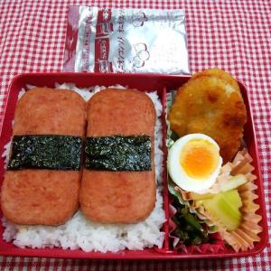 スパムむすび風/お弁当