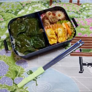 岩下の新生姜肉巻き/お弁当