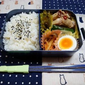 豚肉の新生姜巻き焼き/お弁当