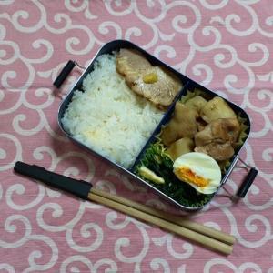 鶏肉と里芋の甘辛煮