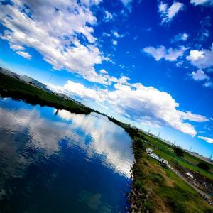 雲になりたい。