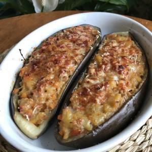 レジェノ デ ベレンヘナ(茄子のオーブン焼き)