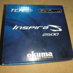 okuma inspiras2500巻き重り解消