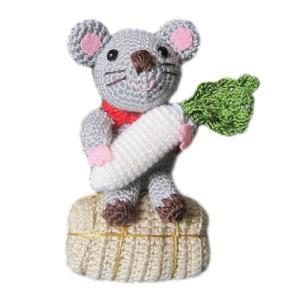今年の編みぐるみ