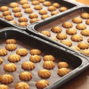 絞りだしクッキー。