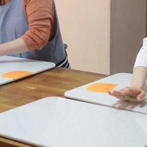 6/20 レッスンレポ(^^) 枝豆パン&メープルナッツリング。