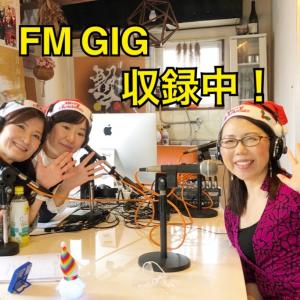 FM ラジオ番組「めざせ!マネー美人」にお邪魔~