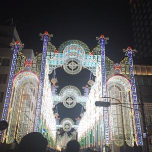 神戸ルミナリエ2019 - 25周年(1)