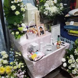 義母の葬儀