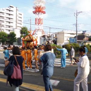 曙まつり・曙町祭礼パレード