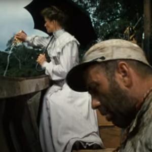 古典映画『アフリカの女王』1951年のアフリカ冒険物語!監督の密かな欲望とは?/ 解説・アフリカロケの裏側・感想・評価・簡単あらすじ