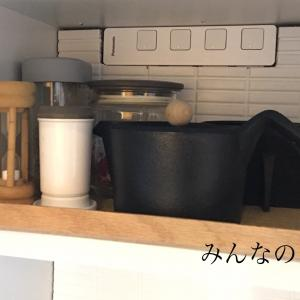 *素敵な食器棚こだわり部分(*´∀`)♪*