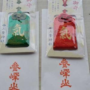 秩父・三峰神社の御朱印